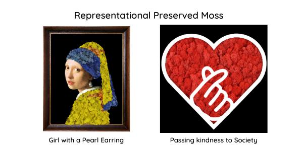 Representational Preserved Moss