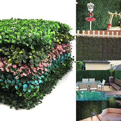 sunwing-artificial-boxwood -hedge- panel