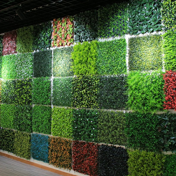 all kinds of artificial hedges panels