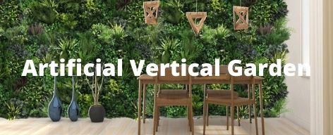 artificial vertical garden supplier china