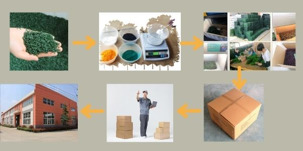six system of Sunwing artificial plant supplier