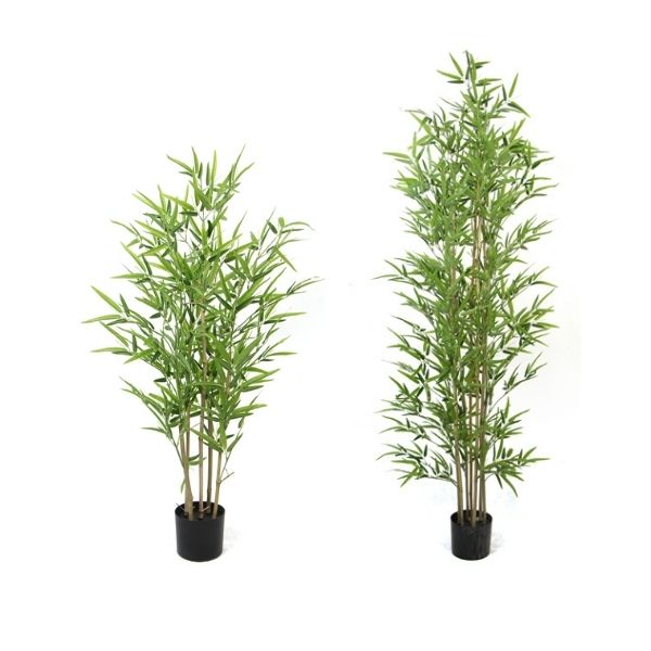 two main types of artificial bamboo plants PT010