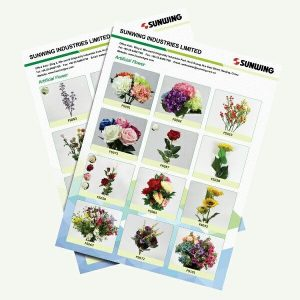 artificial flowers supplier in China