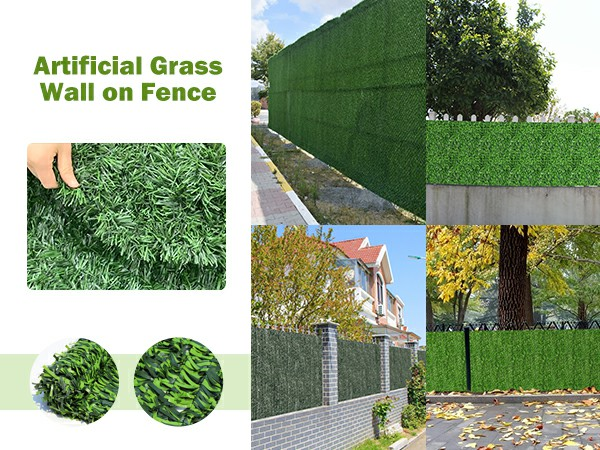 artificial-grass-wall-on-fence