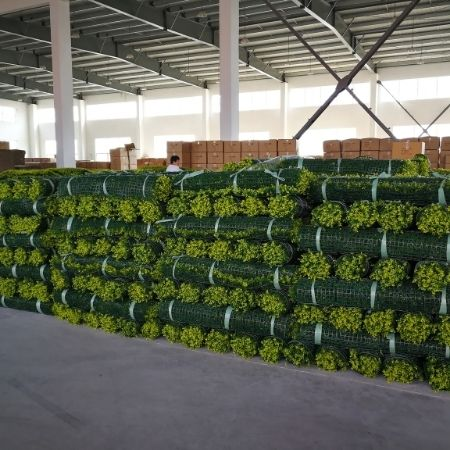 artificial hedges warehouse