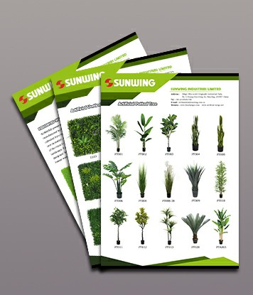 artificial plants wholesale catalog download