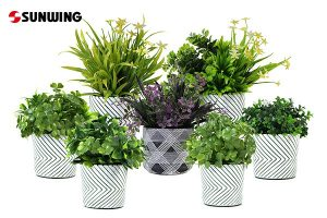 artificial potted plants for home decoration supply