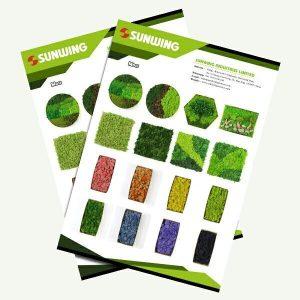 artificial & preserved moss catalogs