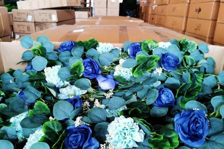 bulk wholesale artificial wreaths