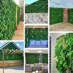 exterior and interior landscaping projects