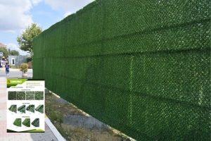 fake grass wall supplier