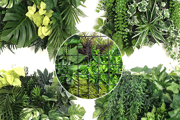 green wall panesl with iron backing wholesale