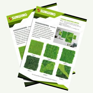 perserved reindeer moss and artificial moss supplier