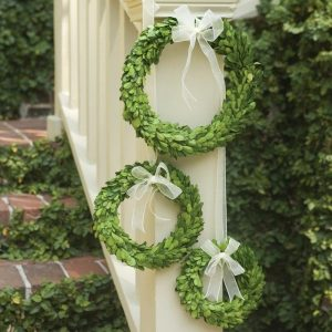 preserved plants wreaths for weddings