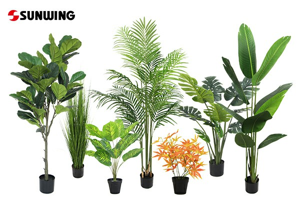 sunwing artificial trees for indoors and outdoors