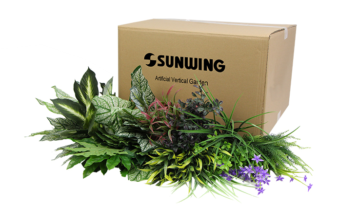 sunwing artificial wall hanging branches