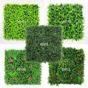 top artificial hedges & plants import in the UK