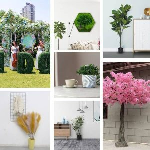 wholesale artificial plants projects in the UK