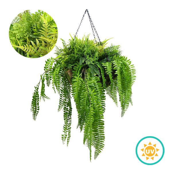 DIY-faux-hanging-basket-decor