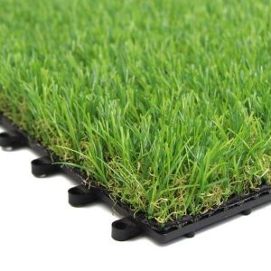 Plastic Interlocking Grass Turf Tile