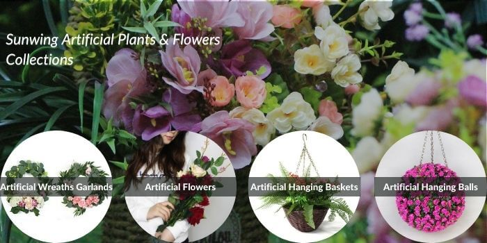 Sunwing artificial plants & flowers collections