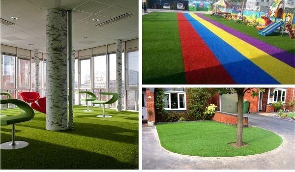 artificial landscape grass cases