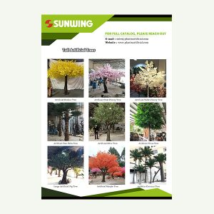 Artificial Large Trees Catalog
