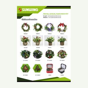 Christmas Decor Products Catalog