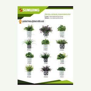 Desk Fake Plants Catalog