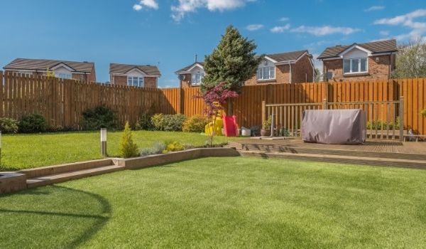 add your home value with artificial landscape grass