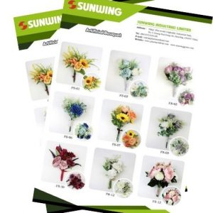 artificial flower bouquets wholesale catalog