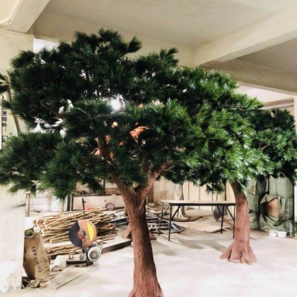 artificial pine tree wholesale