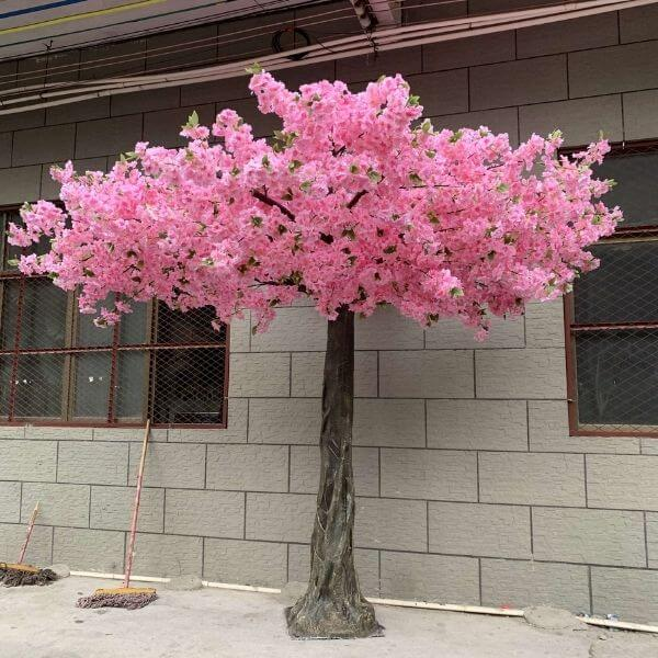 large artificial tree cherry blossom