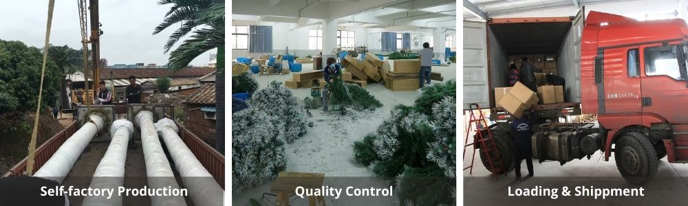 large artificial trees wholesale