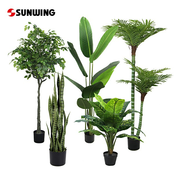Premium Artificial Plants & Trees Manufacturer For Your Business