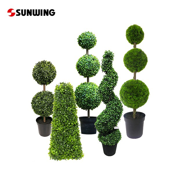 Artificial Topiary Trees Supplier