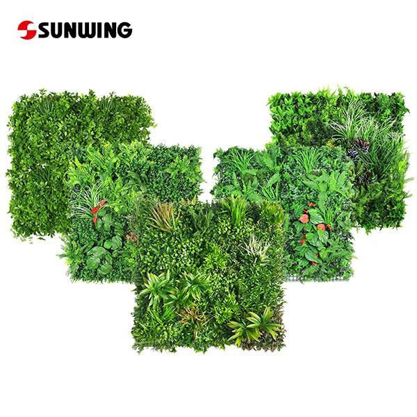 Artificial Vertical Garden Supplier China