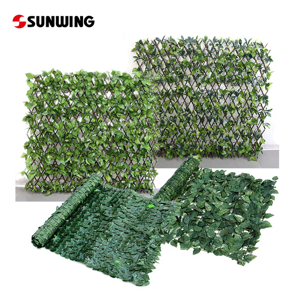 Artificial Ivy Fence Wholesale