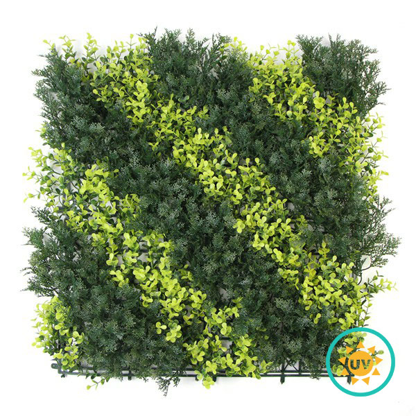 Artificial-Fence-Wall-Mixed-Color-Design